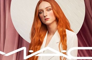 Harris Reed teams up with MAC Cosmetics in a dream collaboration