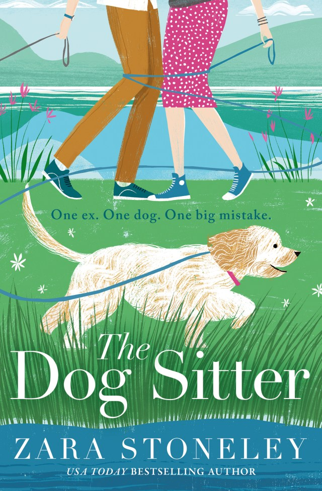 The Dog Sitter by Zara Stoneley will make you laugh out loud and melt your heart