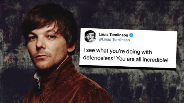 How Louis Tomlinson's fans are redefining what it means to be a fan