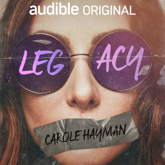 Legacy is a powerful thriller from Carole Hayman