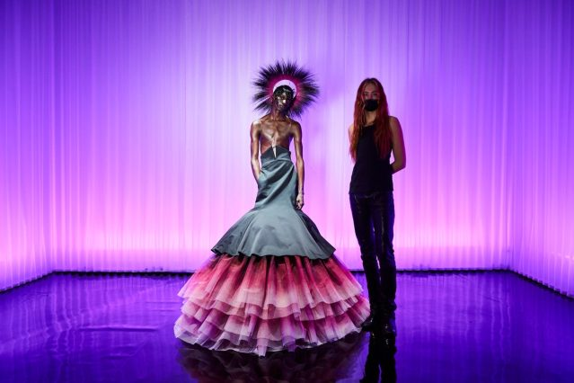 Harris Reed's Debut Demi Couture Collection is Beautiful