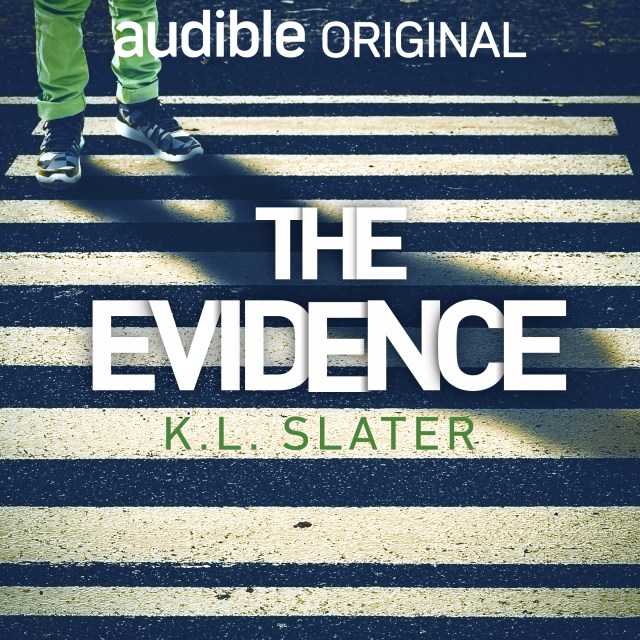 The Evidence by K.L Slater is a gripping binge-worthy thriller