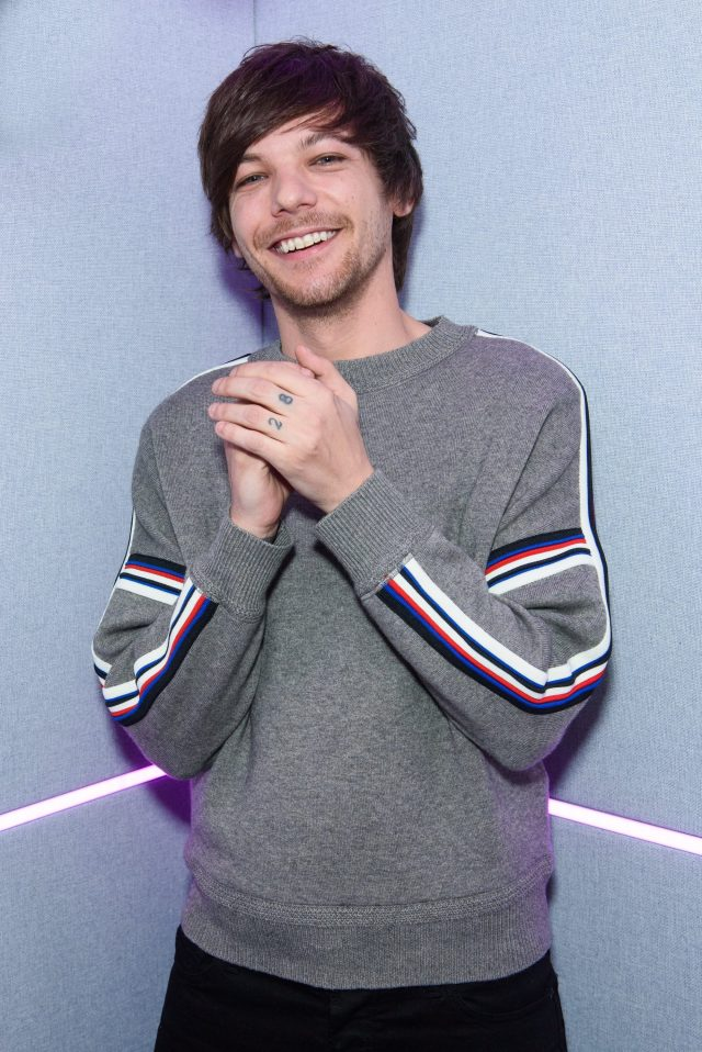 Why Louis Tomlinson creating a music management company is an exciting idea