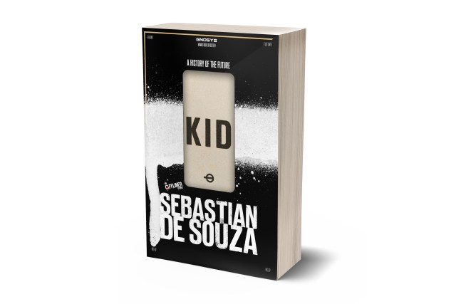 KID: A History of the Future by Sebastian De Souza is 600 pages of pure brilliance!