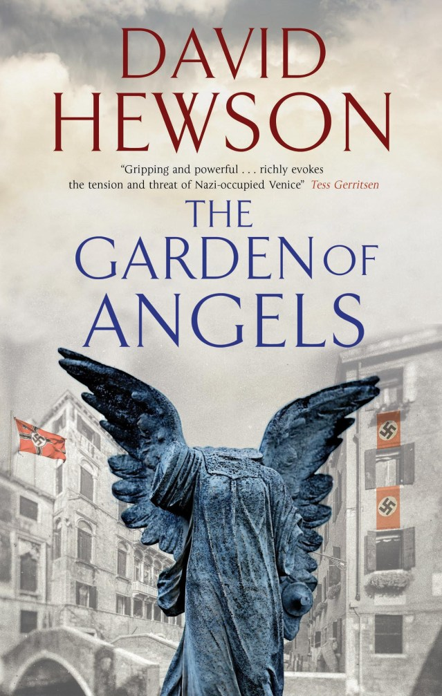 The Garden of Angels by David Hewson is a powerful read