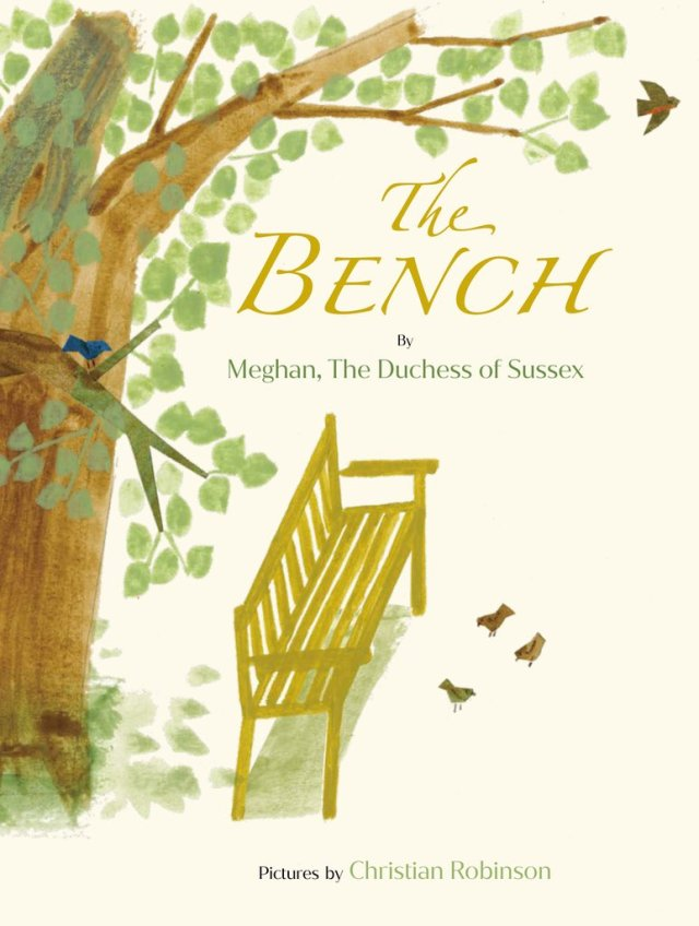 Meghan, The Duchess of Sussex announces her first Children's book, The Bench