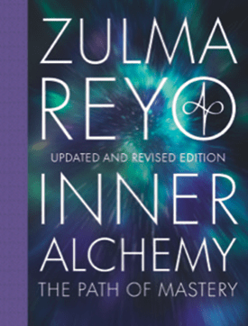 Inner Alchemy by Zulma Reyo is an interesting read with easy to follow exercises