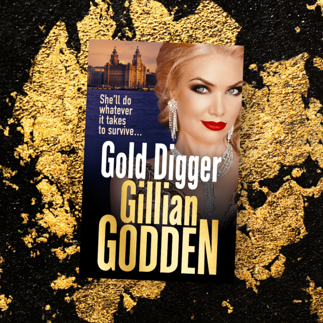 Gold Digger by Gillian Godden will have you hooked from the first page