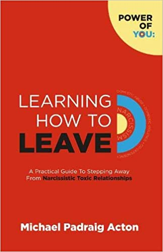 Learning How To Leave by Michael Padraig-Acton is a powerful read