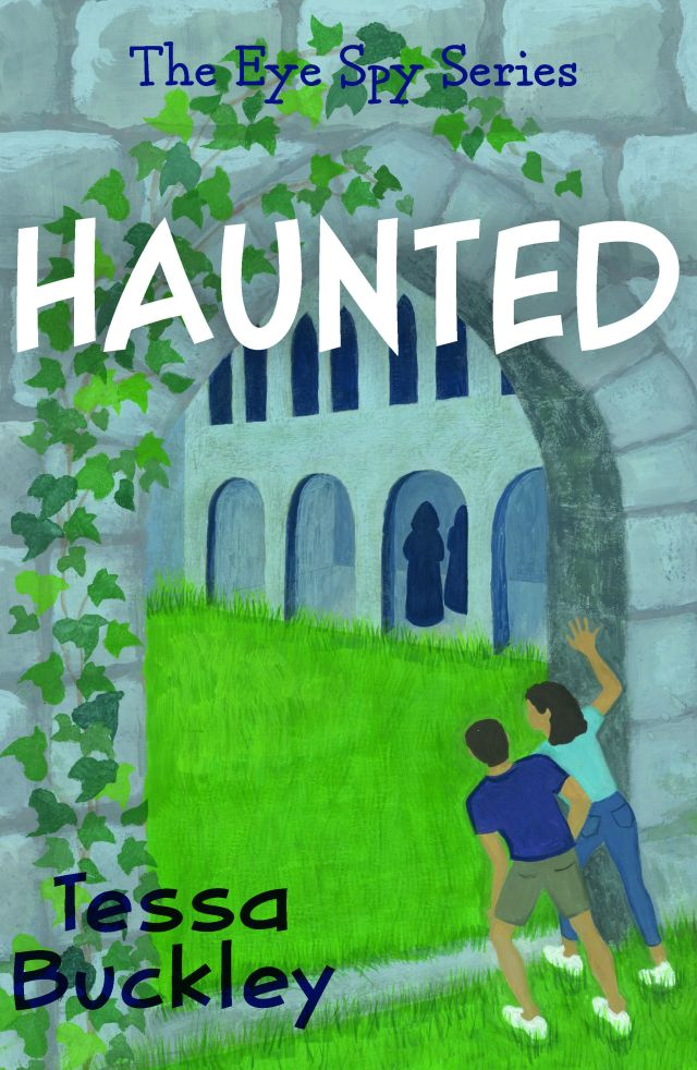Haunted by Tessa Buckley will delight readers of all ages