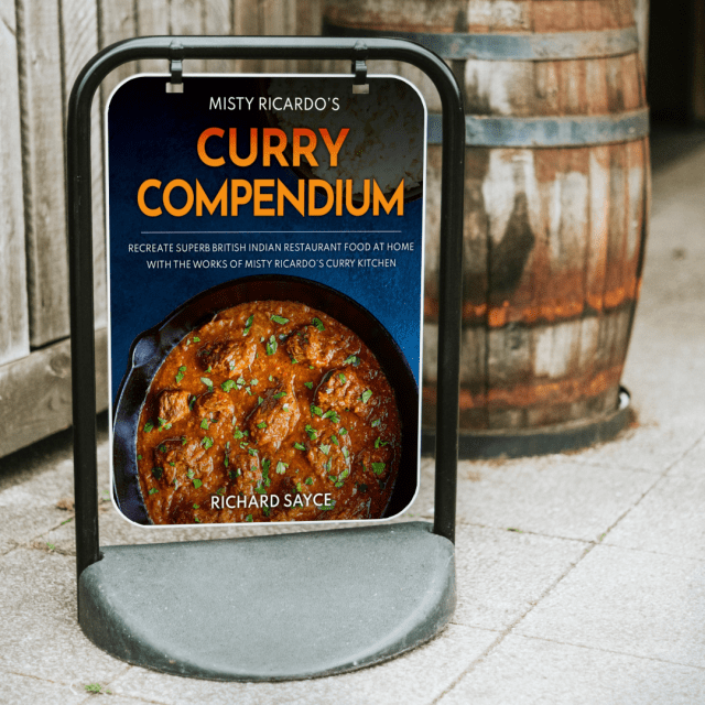 Curry Compendium is the go-to guide for learning how to cook a curry