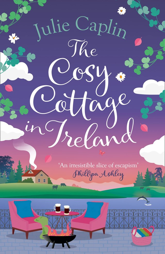 The Cosy Cottage in Ireland is a lovely and heart-warming read from Julie Caplin