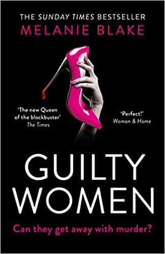 Melanie Blake has revealed the cover for Guilty Women