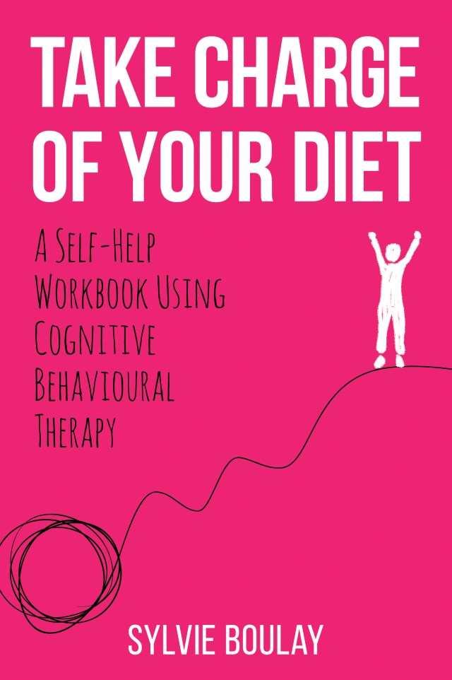 Take Charge of your Diet by Sylvie Boulay is a hands-on self-help book that lets you work at your own pace