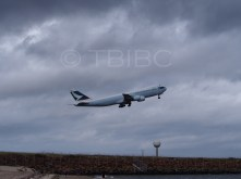B-LJD | Cathay Pacific Boeing 747-8F