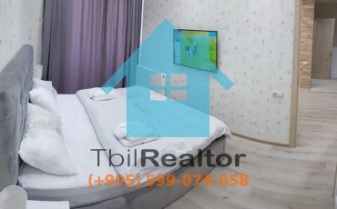 Сдается 2 комнатная квартира на Гагарина в Сабуртало Тбилиси