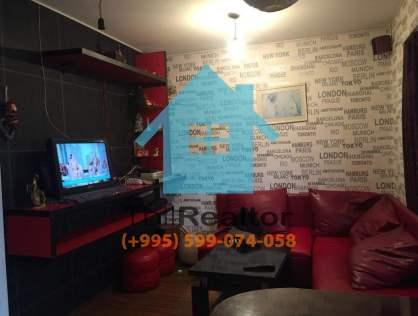 Сдается в долгосрочную аренду 1 комнатная квартира в Тбилиси район Сабуртало