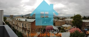 Продается 3 комнатная квартира в новостройке в Тбилиси рядом с метро Марджанишвили