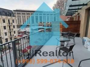 Продается 4 комнатная квартира в туристическом центре Тбилиси