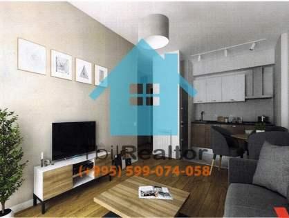 Продается 3 комнатная квартира в новостройке в Тбилиси