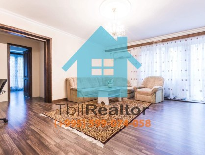 Сдается в долгосрочную аренду 5 комнатная квартира в Тбилиси Ваке