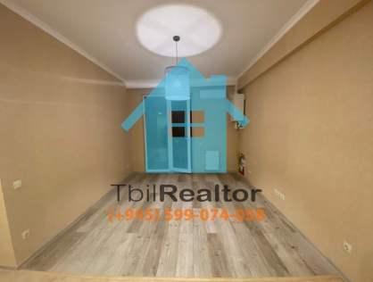 Продается 2 комнатная квартира в новостройке в Тбилиси Сабуртало