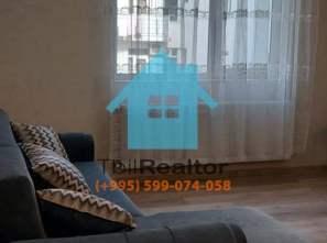 Сдается в долгосрочную аренду 3 комнатная квартира в новостройке в Тбилиси Сабуртало