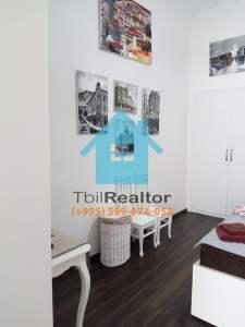 Сдается в долгосрочную аренду 2 комнатная квартира в Тбилиси рядом с проспектом Руставели