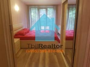 Сдается в долгосрочную аренду 3 комнатная квартира в Тбилиси Ортачала