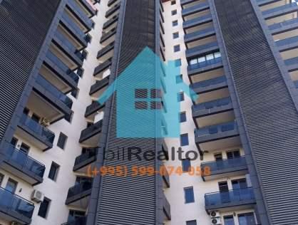 Продается 1 комнатная квартира в новостройке в Тбилиси Сабуртало напротив King David