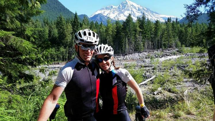 150 mile RAMROD (Ride Around Mt Rainier In A Day) 2014