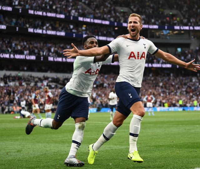 Amazon Builds All Or Nothing Franchise With Tottenham Hotspur