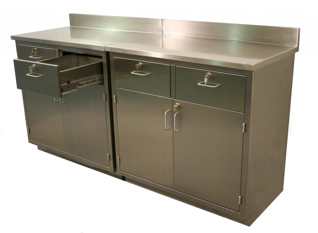 Base Cabinet  TBJ Inc  Stainless Steel Base Cabinet