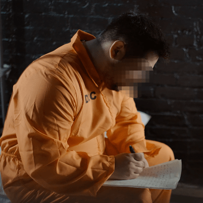 Inmate of 30 Years Ghostwrites For Professional Rapper Cellus Hamilton