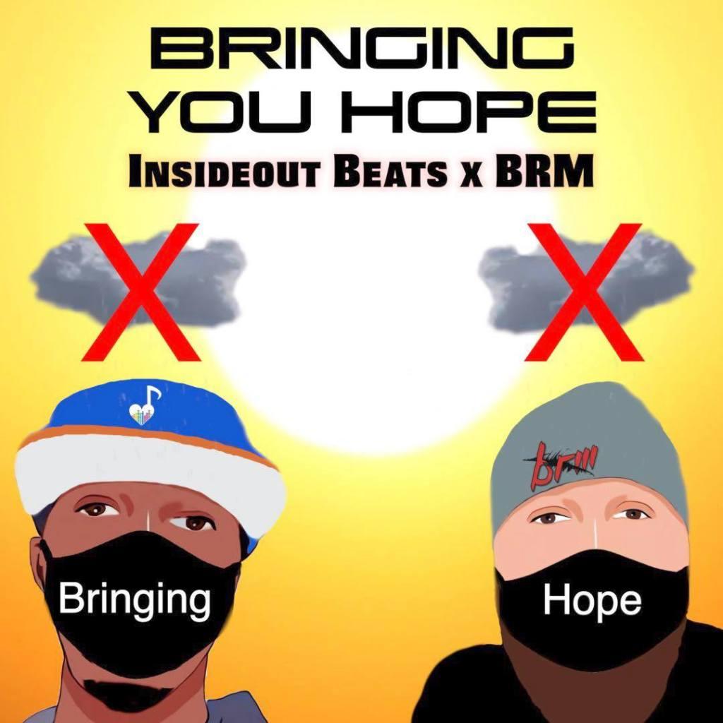 """EXO(INSIDEOUTSIDEBEATS) """"BRINGING YOU HOPE"""" FEAT. BRM"""