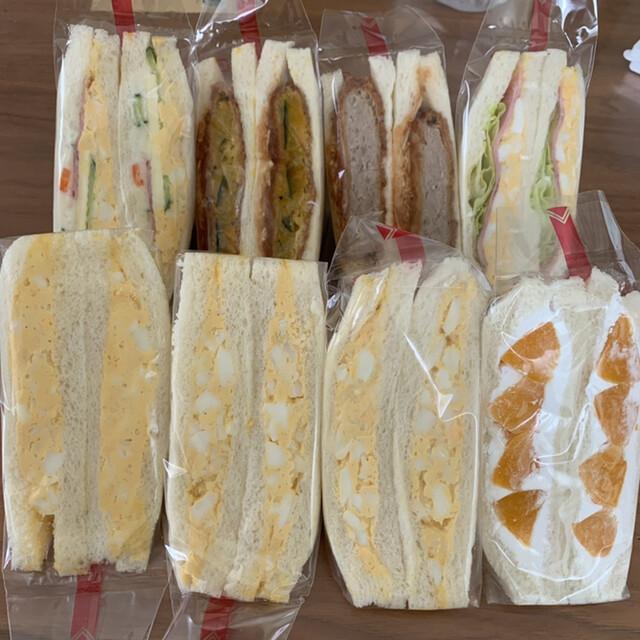 サンドウィッチ サンドーレのサンドイッチ