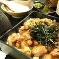 名古屋コーチンまぶし飯