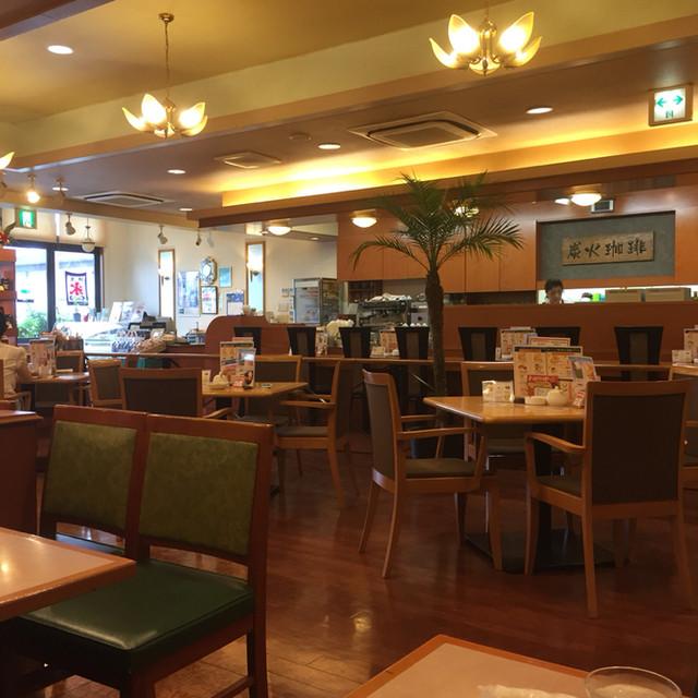 美しい 珈琲 館 岸和田 - 有名な畫像の食べ物