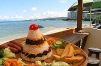 浜辺のTipi Cafe (恩納村/カフェ)
