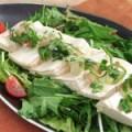 豆腐と薬味の和風サラダ
