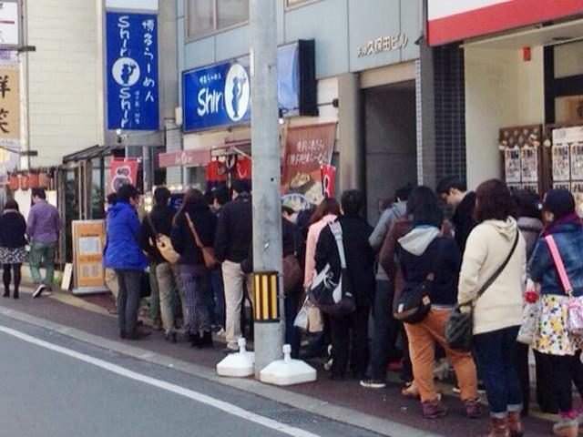 博多らーめん ShinShin 天神本店