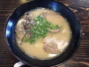 麺や 小鉄のラーメン