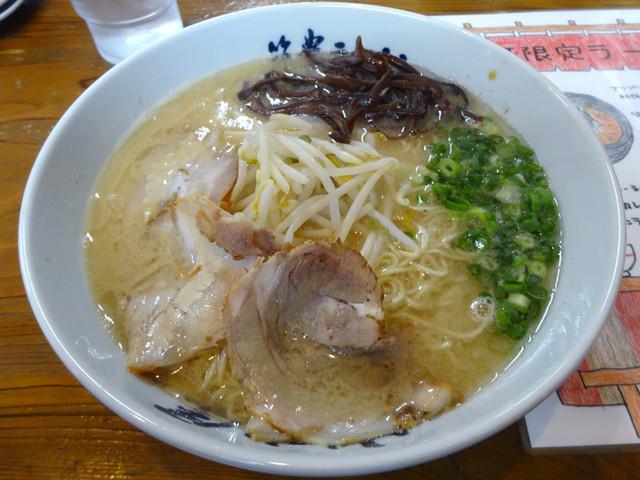 元祖山小屋 田町店のラーメン