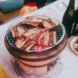バーベキューテラス - 炭火でじゅーじゅー