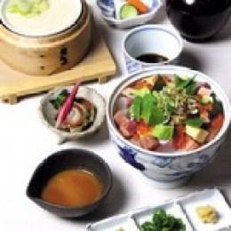 -彩-海鮮丼