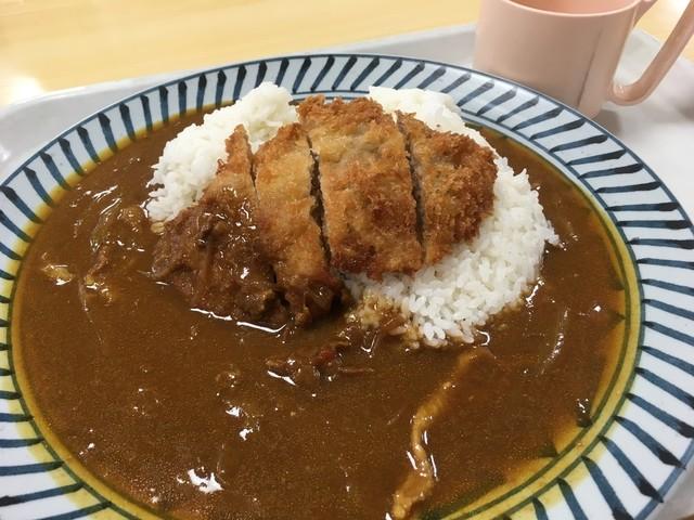 福岡地方裁判所食堂のラーメン