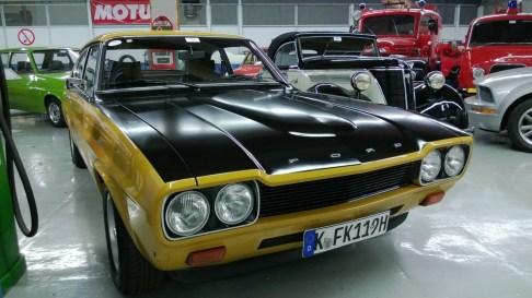 Ford Capri - Ford Classic Cars