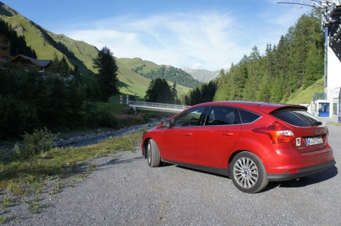 Ford Focus Schweiz