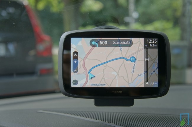 TomTom GO 500 Route