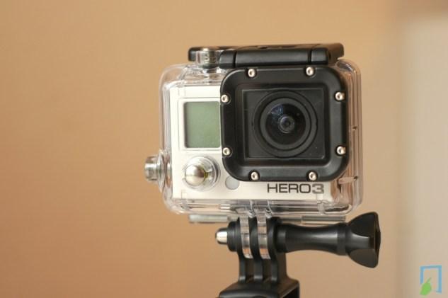 GoPro Hero 3 Silver Halterung
